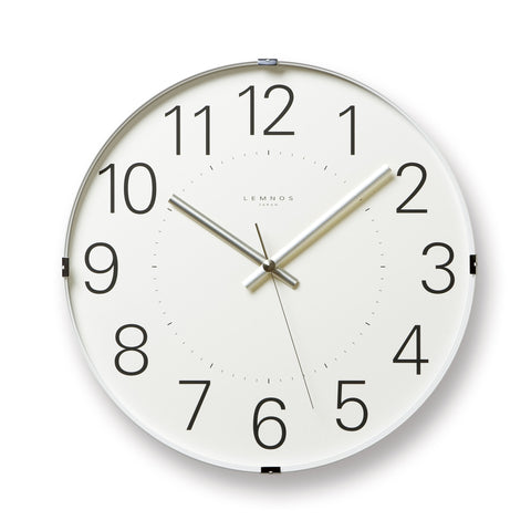 Tom Clock design by Lemnos