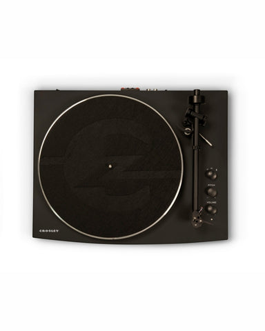 T150 Turntable System - Black design by Crosley