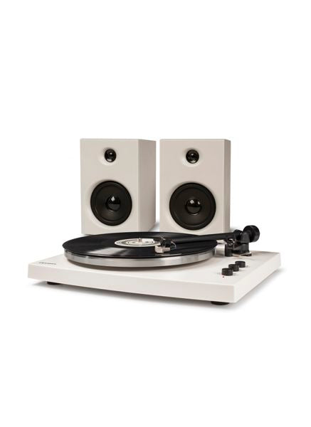T150 Turntable System in White