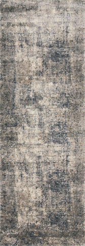 Teagan Rug in Denim / Slate by Loloi II