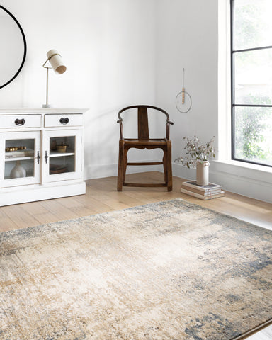 Teagan Rug in Ivory / Mist by Loloi II