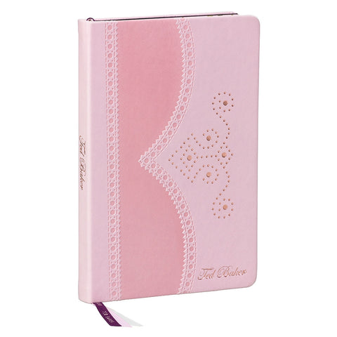 Peony Brogue Notebook design by Ted Baker