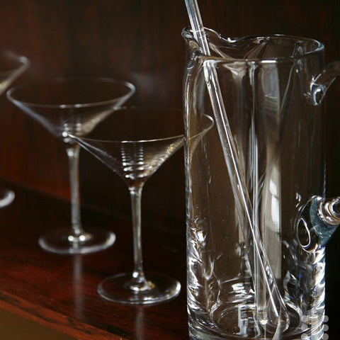 Essential Cocktail Pitcher & Stirrer