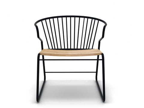 Oak Gabbia Chair