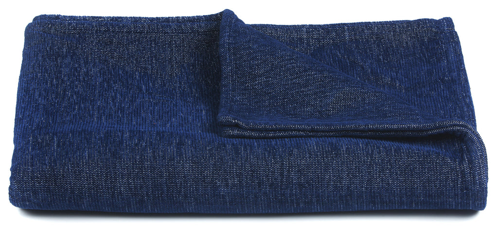 Lulu Collection Throw in Blue design by Chandra rugs