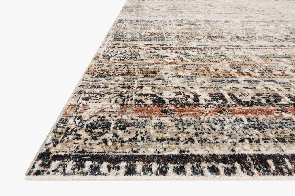 Theia Rug in Taupe by Loloi