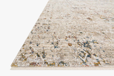 Theia Rug in Natural by Loloi