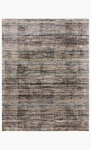 Theia Rug in Grey by Loloi