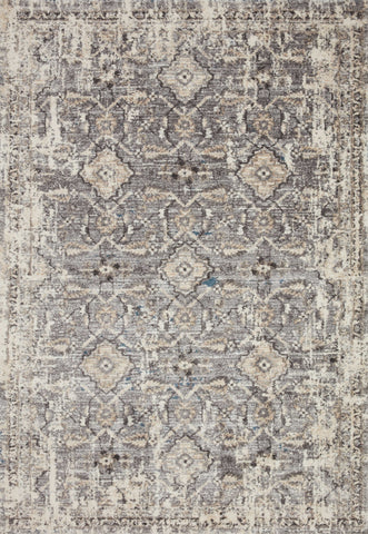 Theory Rug in Natural / Grey by Loloi