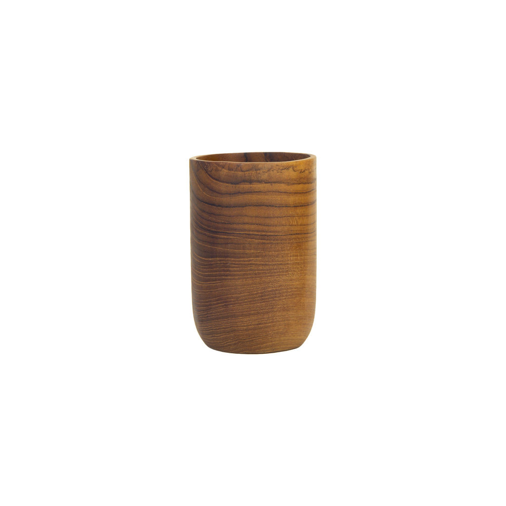 Teak Root Cup in Various Sizes by Sir/Madam