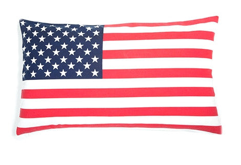 Old Glory Pillow design by 5 Surry Lane