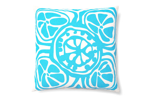 Fava Pillow design by 5 Surry Lane