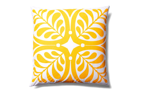Golden Pillow design by 5 Surry Lane