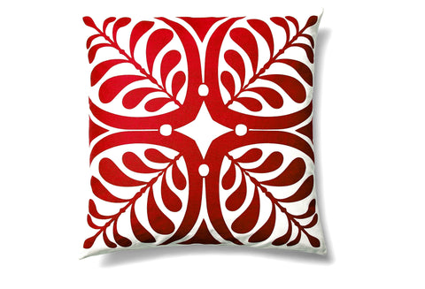 Poppy Pillow design by 5 Surry Lane