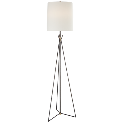 Tavares Large Floor Lamp by Thomas O'Brien