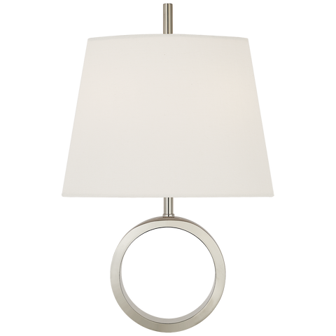 Simone Small Sconce by Thomas O'Brien