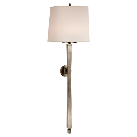 Edie Baluster Sconce by Thomas O'Brien