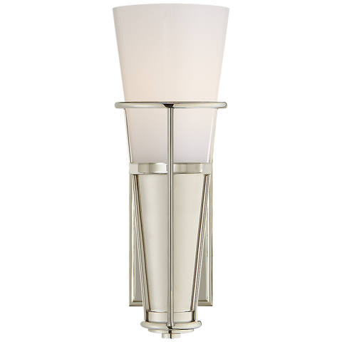 Robinson Single Sconce by Thomas O'Brien