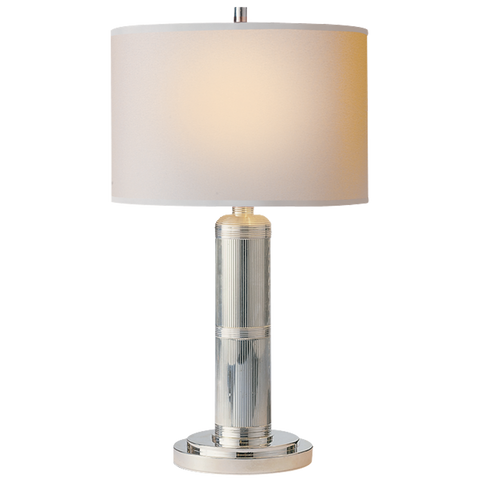 Longacre Small Table Lamp by Thomas O'Brien