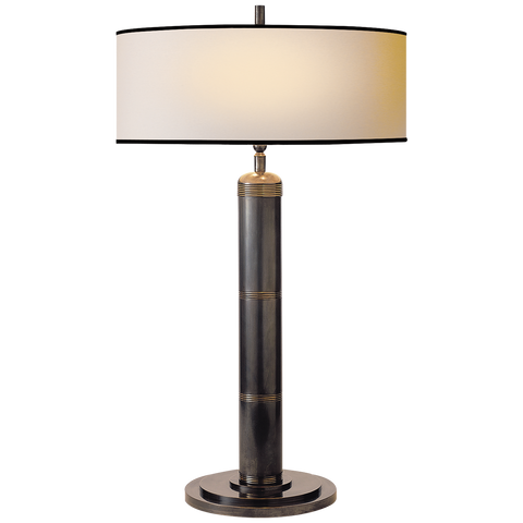 Longacre Tall Table Lamp by Thomas O'Brien