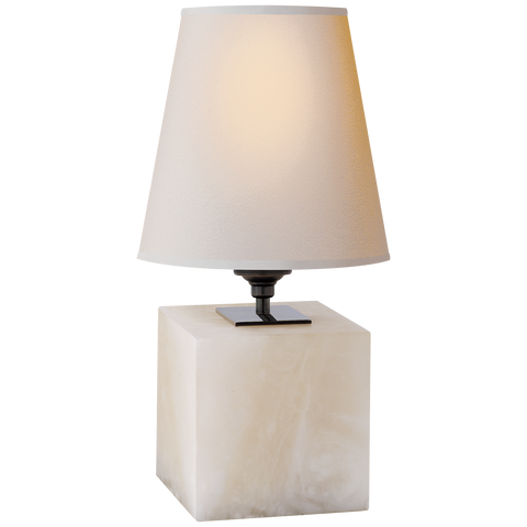 Terri Cube Accent Lamp by Thomas O'Brien
