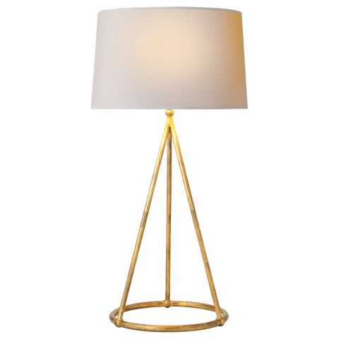 Nina Tapered Table Lamp by Thomas O'Brien
