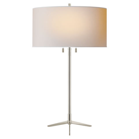 Caron Table Lamp by Thomas O'Brien
