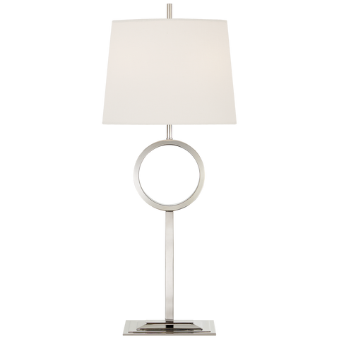Simone Medium Buffet Lamp by Thomas O'Brien
