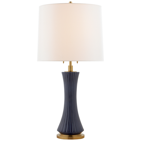 Elena Large Table Lamp by Thomas O'Brien