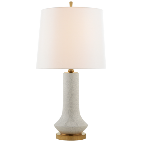 Luisa Large Table Lamp by Thomas O'Brien