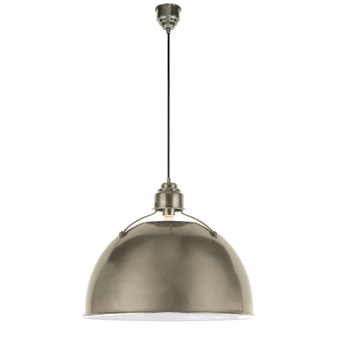Eugene Large Pendant by Thomas O'Brien