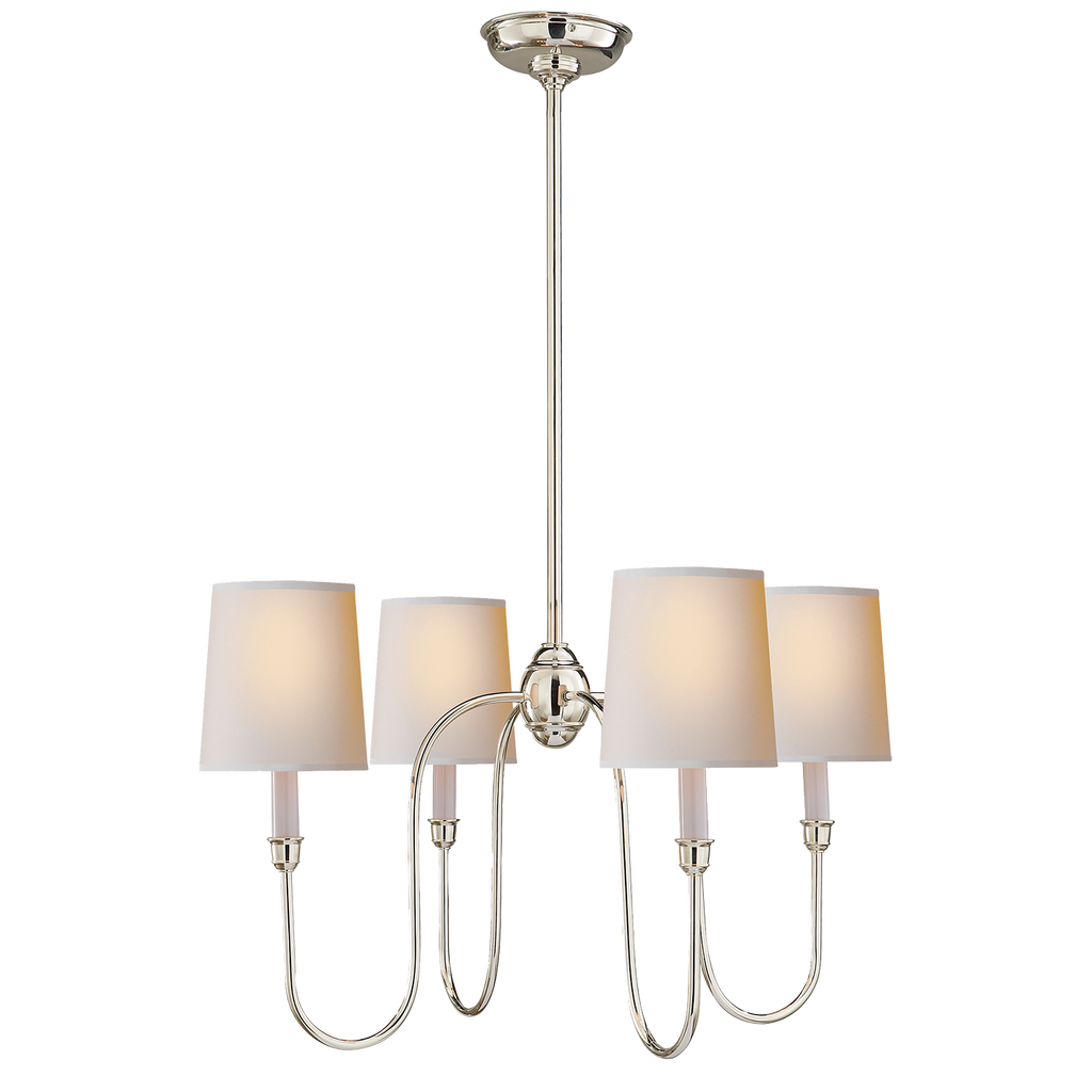 Vendome Small Chandelier by Thomas O'Brien