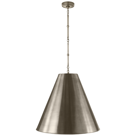 Goodman Large Hanging Lamp by Thomas O'Brien
