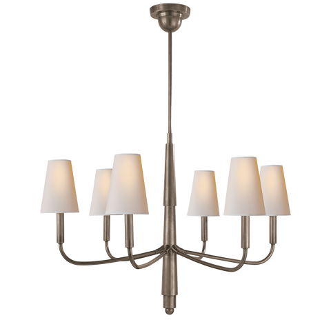 Farlane Small Chandelier by Thomas O'Brien