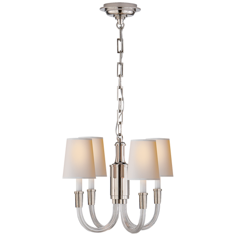 Vivian Mini Chandelier by Thomas O'Brien
