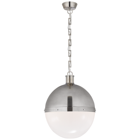 Hicks Extra Large Pendant by Thomas O'Brien
