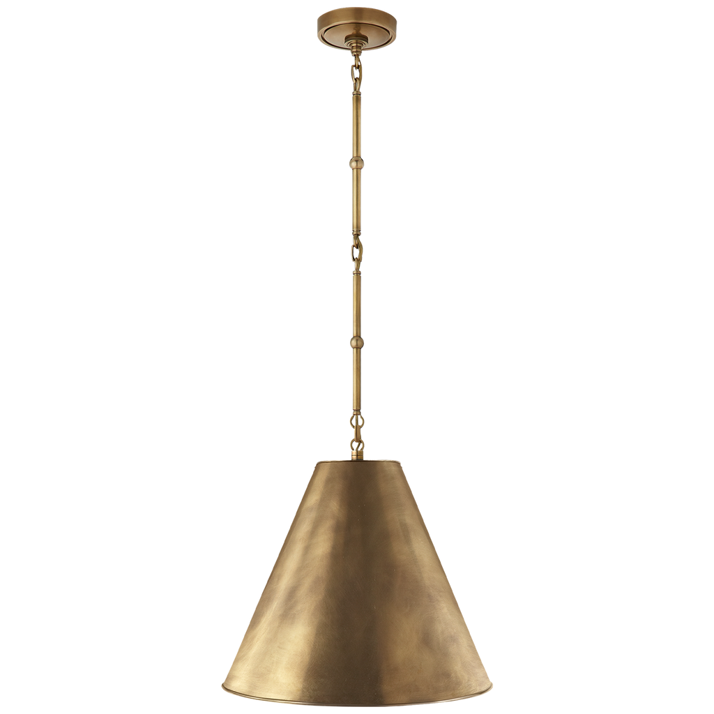 Goodman Small Hanging Light by Thomas O'Brien