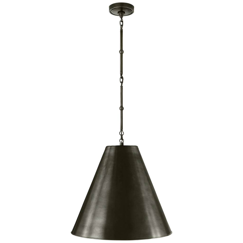 Goodman Medium Hanging Light by Thomas O'Brien
