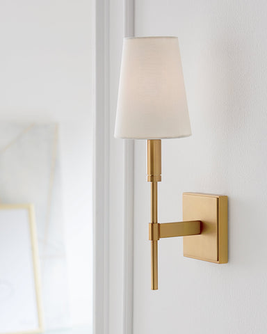Beckham Classic Sconce by TOB By Thomas O'Brien