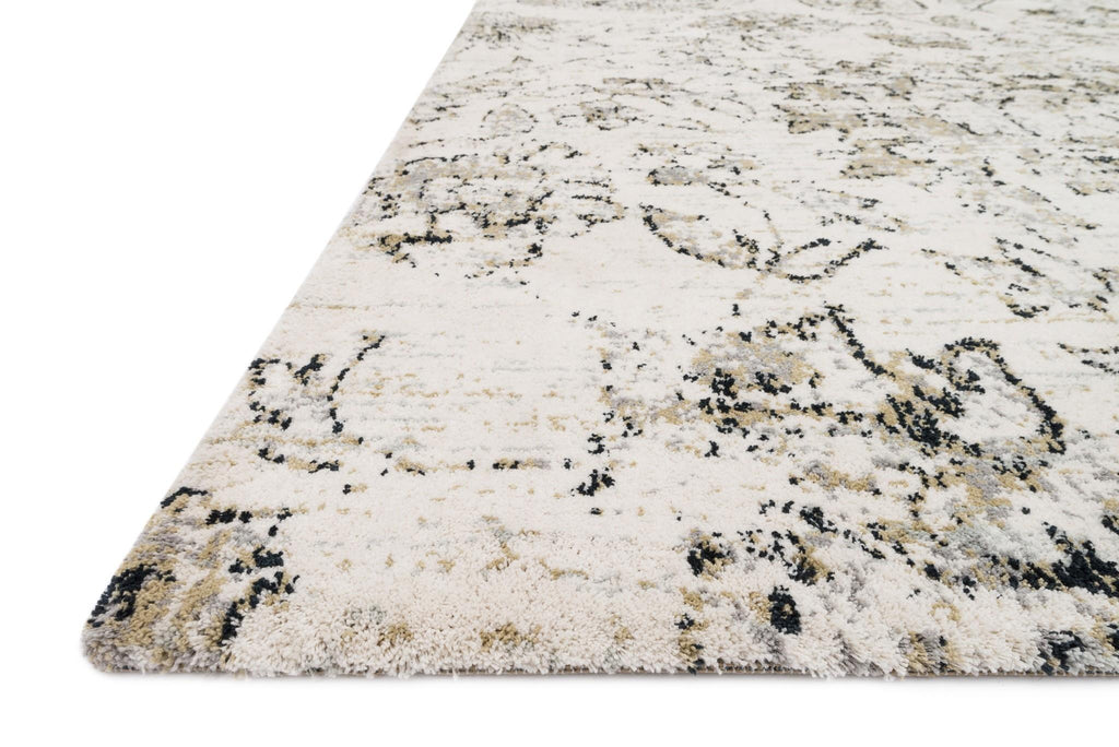 Torrance Rug in Ivory & Neutral by Loloi