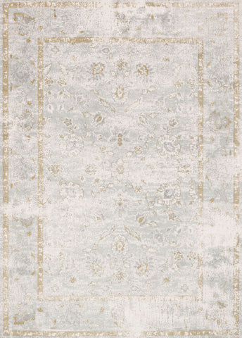 Torrance Rug in Sea & Sea by Loloi