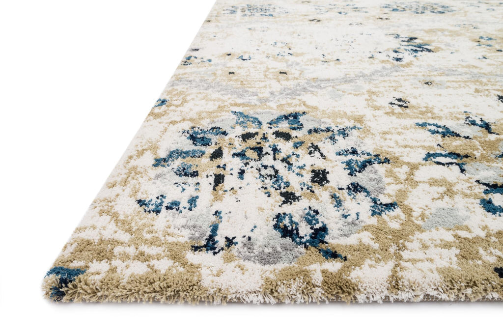 Torrance Rug in Ivory & Multi by Loloi