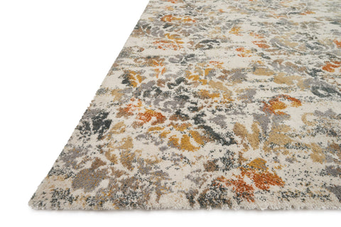 Torrance Rug in Ivory & Beige by Loloi