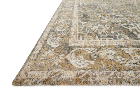 Torrance Rug in Beige & Grey by Loloi