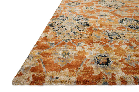 Torrance Rug in Rust by Loloi