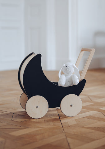 Toy Pram in Various Colors