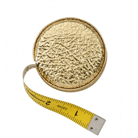 Tape Measure Vachetta Leather design by Graphic Image