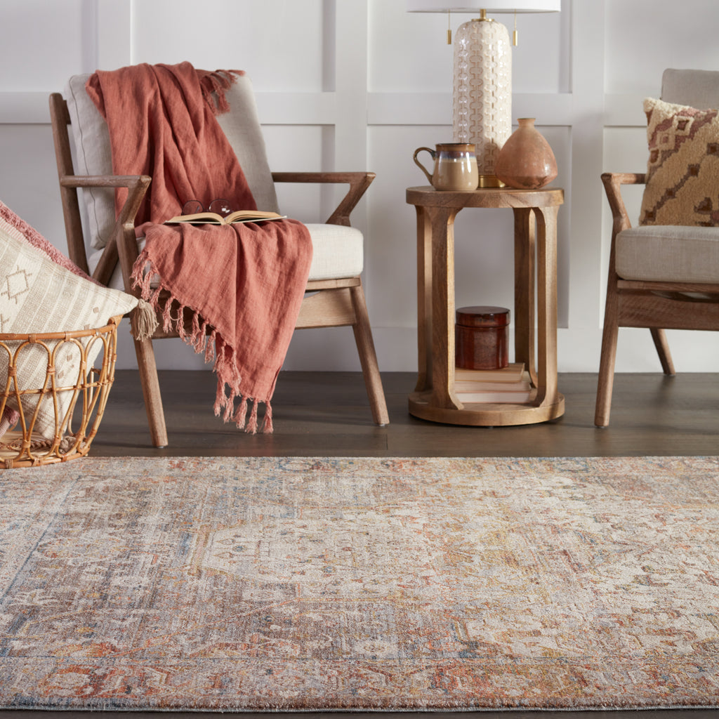 Clarimond Medallion Rug in Multicolor by Jaipur Living