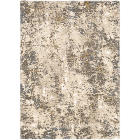 Tuscany TUS-2305 Rug in Cream & Aqua by Surya