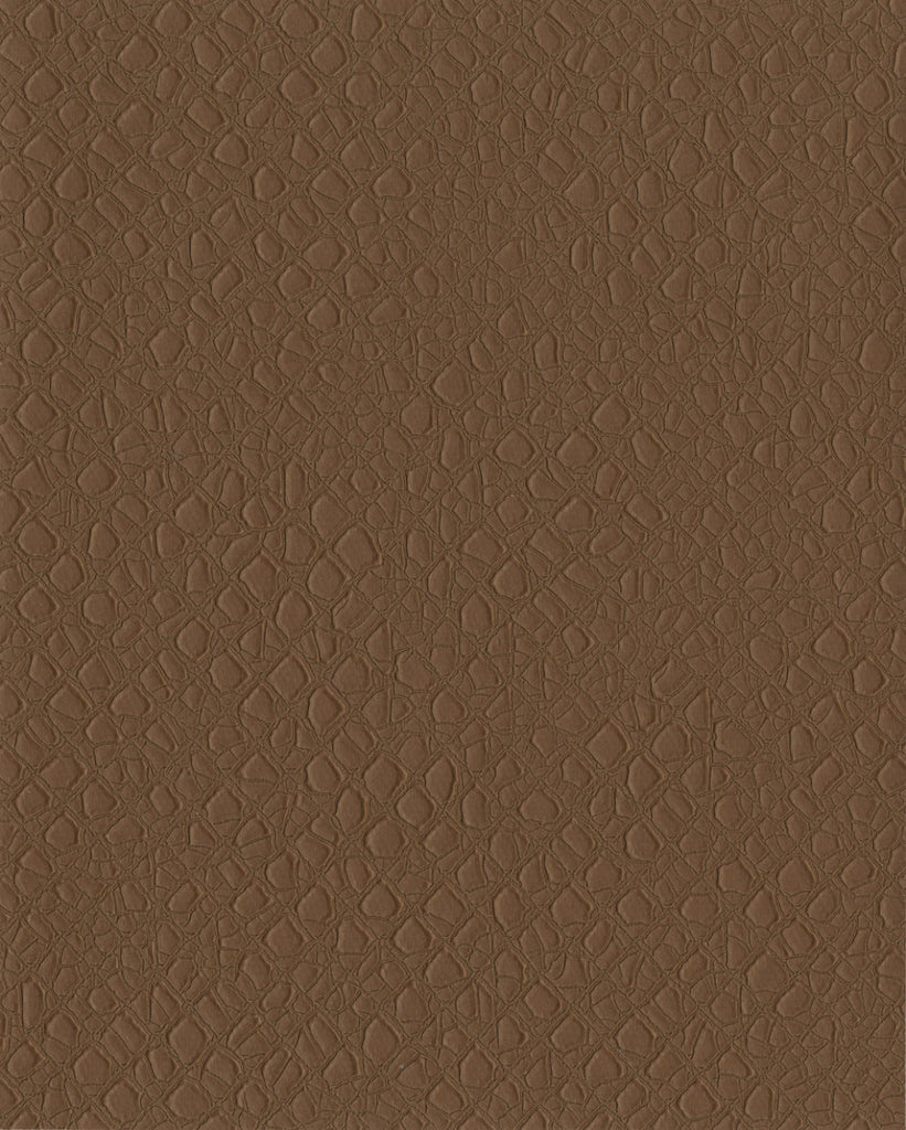 Sample Tanning Wallpaper in Browns from Industrial Interiors II by Ronald Redding for York Wallcoverings